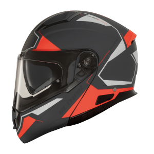 V-helmets Sharki Grey Red